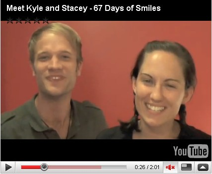 Kyle and Stacy say that...