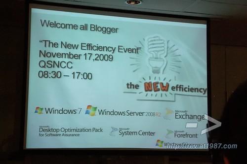 Windows 7 Blogger Day