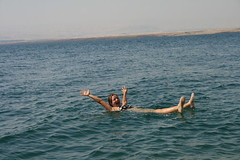 Dead Sea Float