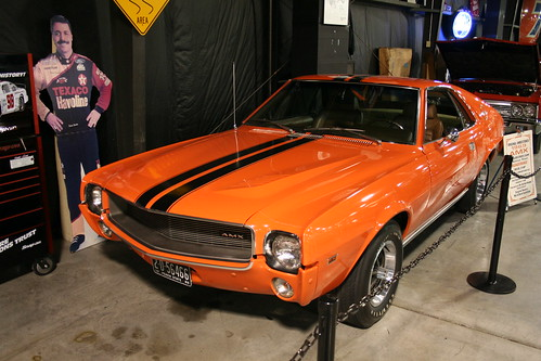 Floyd Garret Muscle Car Museum 69 AMX