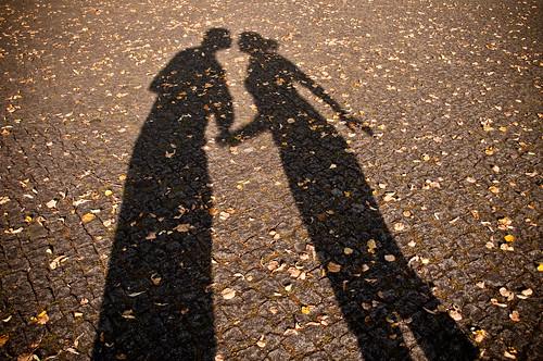 Nur der Schatten unserer Selbst