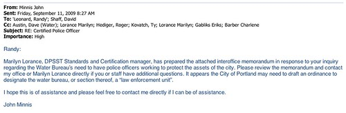 Water Bureau Email 5