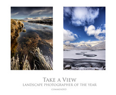 take a view (stanton imaging) Tags: snow ice landscape photographer year sunday times loch 2009 aa finalist commended takeaview dochard landscapephotographeroftheyear