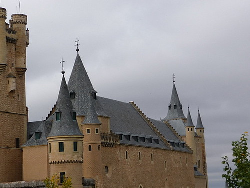 Segovia Alcázar