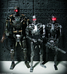 T 600 Terminator Salvation ... : terminator salvation t600 t700 hottoys t800 endoskeleton toyrewind