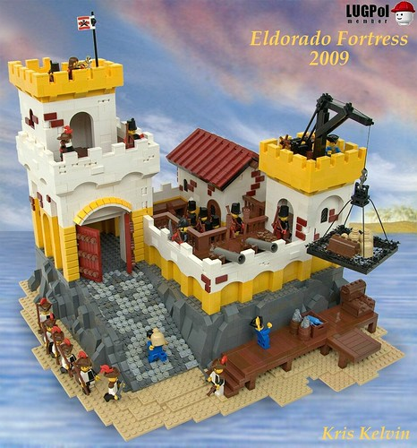 Eldorado Fortress 2009