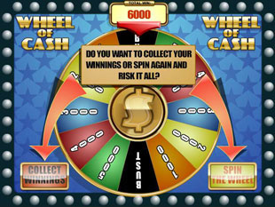 free Wheel of Cash slot bonus game