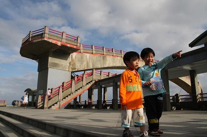 金山水尾漁港員潭溪景觀橋0037