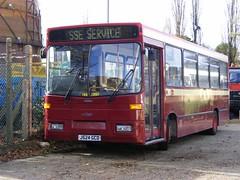 Hants & Sussex (PD3.) Tags: bus buses sussex coast district south hampshire service contract alexander dennis dart stagecoach psv pcv 524 emsworth sse hants gcd havant j524gcd j524