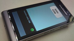 sony ericsson satio - 1