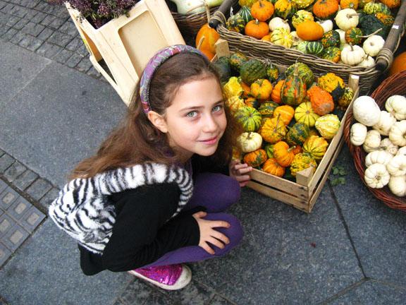 pumpkins & marta