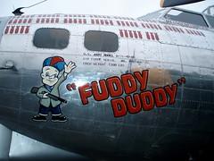 P3180171 (FLY2BIGBEAR) Tags: art plane airplane nose