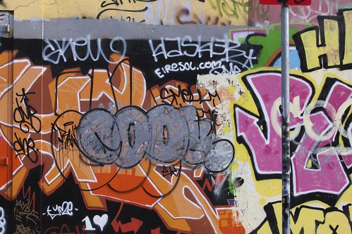 Graffiti - Windmill Lane - Dublin