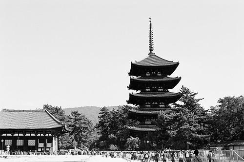 Temples in Nara