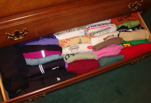 reorganized shirts