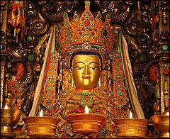 Jowo Sakyamuni Jokhang Lhasa Tibet China Buddha Rinpoche Prince Siddhartha 中国西藏拉萨大昭寺本师释迦牟尼佛十二岁等身像  觉阿佛 觉沃佛 仁波切 悉达多 太子 _40816793_jokhangbuddha