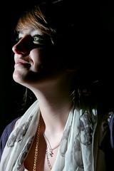Grace (HSphotography) Tags: female studio nikon snoot d40 directionallight