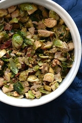 Brussels Sprouts with... (alicia954) Tags: thanksgiving brussels food cooking recipe bacon sprouts newyorkmagazine