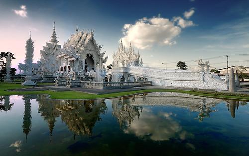 Thai - Wat Rong Khun