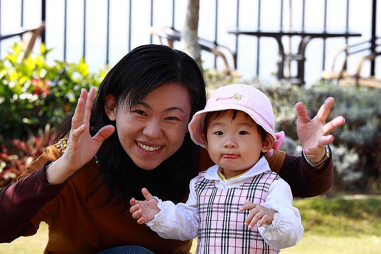 小亞瑜和媽媽3