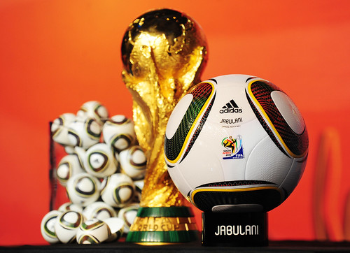 Bal�n Mudial Jabulani adidas Ball