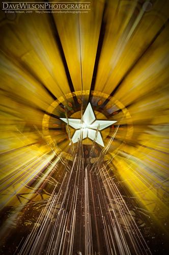 Driskill Christmas Star
