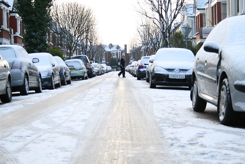 Icy Riffel Road, Willesden Green