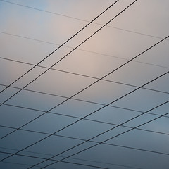 Parallelograms (nophoto4jojo) Tags: sky clouds geometry x wires crisscross parallelogram activeassignmentweekly bestofweek1