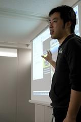 岡崎さん, 第 2 回 JavaFX 勉強会