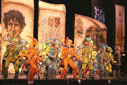 Gran Teatro Falla La Banda Del Capitán Veneno