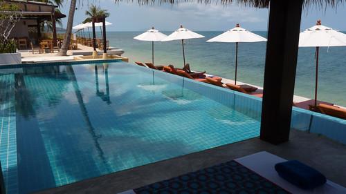 Koh Samui Mimosa Resort-Pool コサムイ ミモザリゾート3