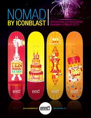Nomad Skateboards 10 years Anniversary (Victor Ortiz - iconblast.com) Tags: