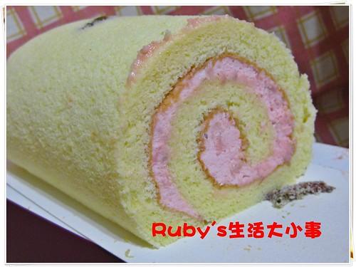 亞尼克日式櫻花捲蛋糕 (3)