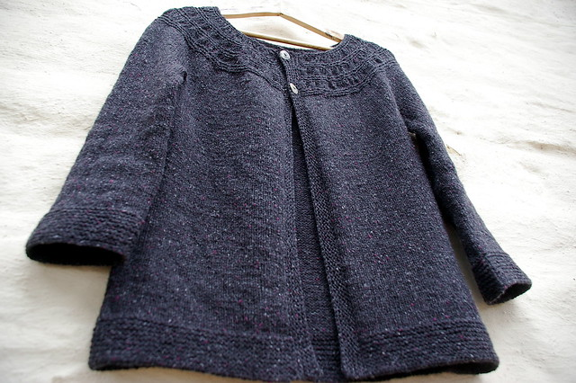 Tea Leaves cardigan