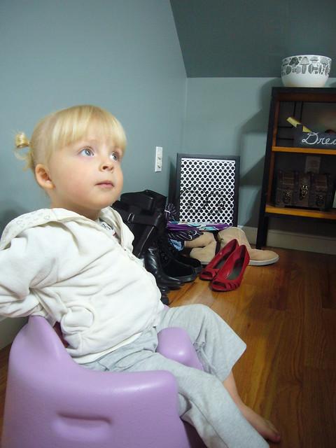 toddler led toilet training