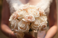 The Bouquet (Kevin_Barrett) Tags: flowers wedding bride minolta bokeh sony bouquet alpha 5017 50mmf17 a700
