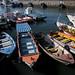 I colori delle barche di Valparaiso
