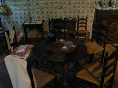 Woonkamer - Arnhem - Nederlands Openluchtmuseum - 04 (Robbert Michel) Tags: oktober geotagged october arnhem nederland 2010 geo:lat=5200881624 geo:lon=591451764