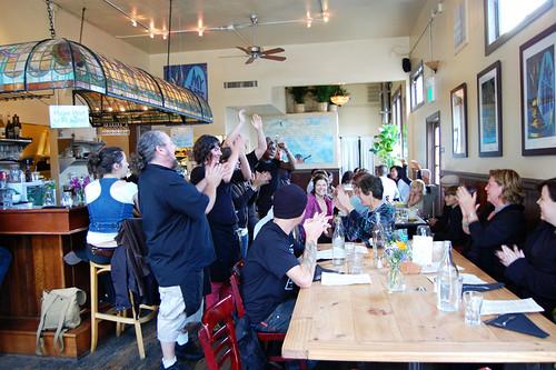 Cafe Gratitude, San Francisco