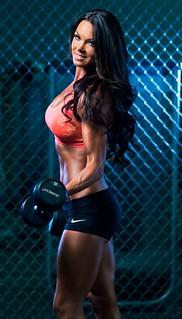 Amber Dawn Orton - Female Fitness