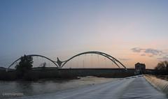 El puente innombrable (LpuntoQpunto) Tags: nikond5100 d5100 córdoba españa spain andalucia atardecer puente río river bridge