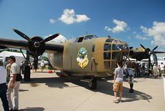 DSC_0152 B-24 Liberator  Ol 927 (kurtsj00) Tags: art nose 2008 liberator b24 eaa oshkosh airventure ol927