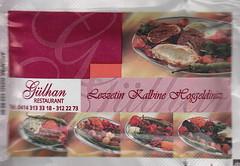 Gülhan Restaurant - Ön