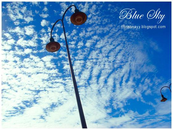 Toowoomba: Blue Sky
