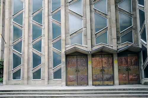 Evangelische Kirche Hansaviertel