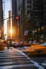 Amber (floralgal) Tags: city newyorkcity longexposure sunset people urban newyork traffic dusk manhattan streetphotography streetlife taxis slowshutter citystreets cabs urbanlandscape blueribbonwinner yellowcabs manhattansunset newyorkcitystreetphotography anawesomeshot betterthangood manhattanatdusk sunsetinnewyorkcity