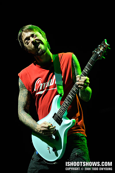 Concert photos: 311 @ VWA -- 2009.07.07