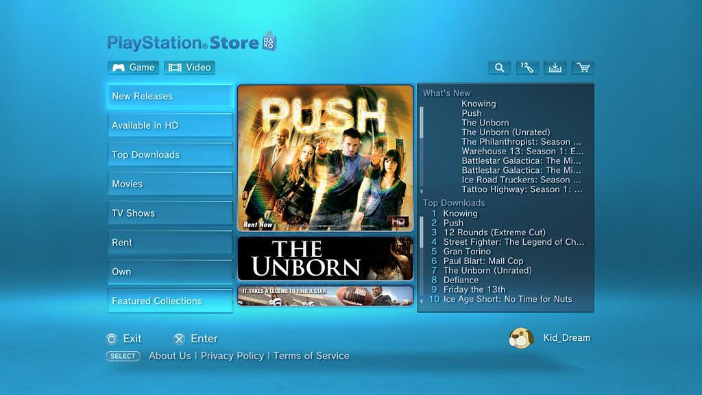 Video Store Updates 7-10