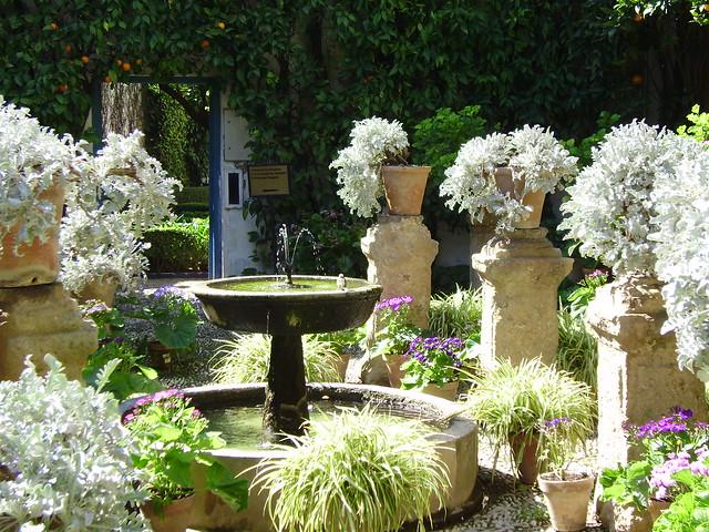 patio de las rejas,Palacio de Viana, Córdoba