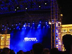 Santana a Trieste